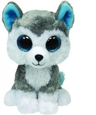 TY Beanie Boos SLUSH - pes 15 cm [HRAČKA]